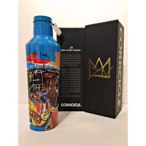 Jean-Michel Basquiat x 酷仕客|保溫杯 SKULL