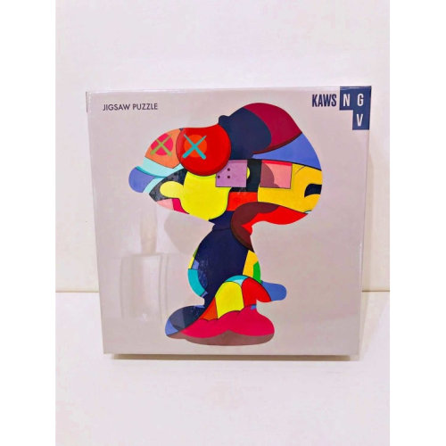KAWS|NO ONE'S HOME Puzzle