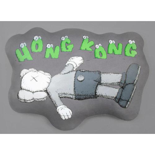 KAWS|Holiday HK cushion