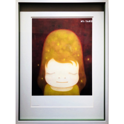 The Little Star 2018 Frame poster 38 2/5 x 28 7/10 in 97.5 x 73 cm