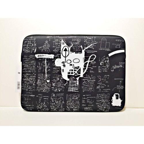 Jean-Michel Basquiat 電腦包 Untitled (Return of the central figure)