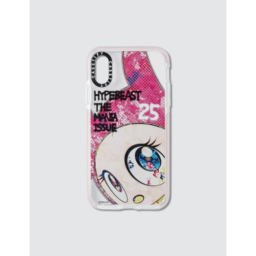 Takashi Murakami x Hypebeast Magazine|iPhone Case Xs Pink