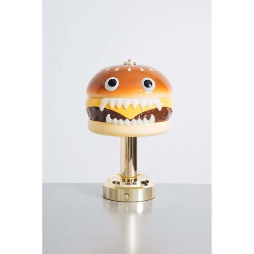 UNDERCOVER x Medicom toy Hamburger Lamp