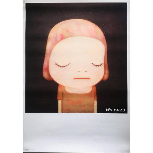 Yoshitomo Nara|N's YARD poster Dead of Night