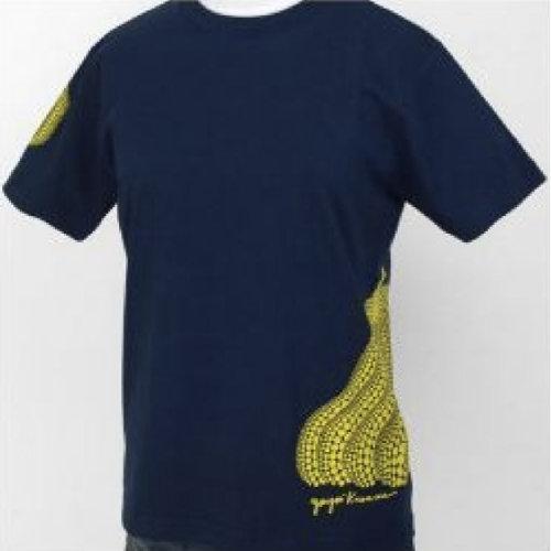 Yayoi Kusama T-shirt Blue