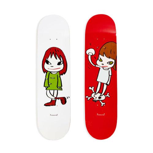 Yoshitomo Nara|Skateboard Set