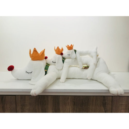 Pup King Doll