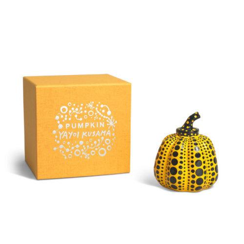 Kusama Pumpkins Yellow