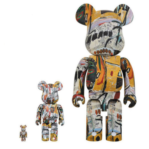 Jean-Michel Basquiat|Bearbrick Set