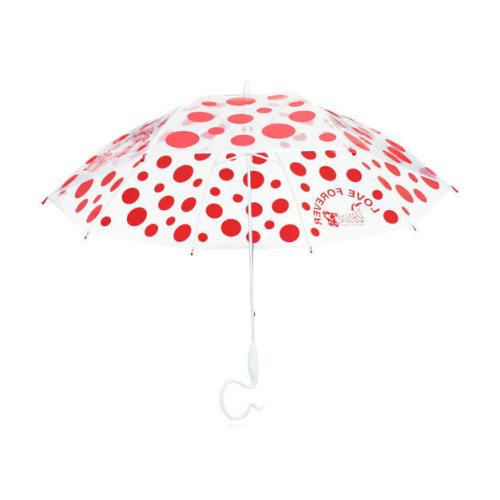 Yayoi Kusama x Caetla|Umbrella (red)
