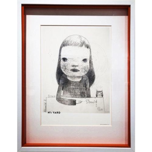 should Igo 2018 Frame Poster 29 3/10 x 22 2/5 in 74.5 x 57 cm